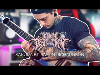 Within Destruction | SAKURA ft. Jason Richardson (Solo cover)