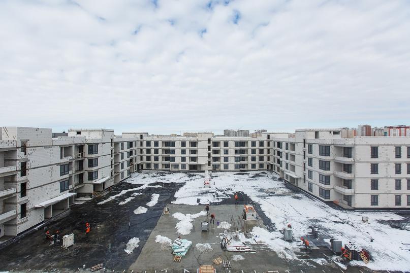 Отчёт о ходе строительства март 2020. ЖК «Ожогино», изображение №9
