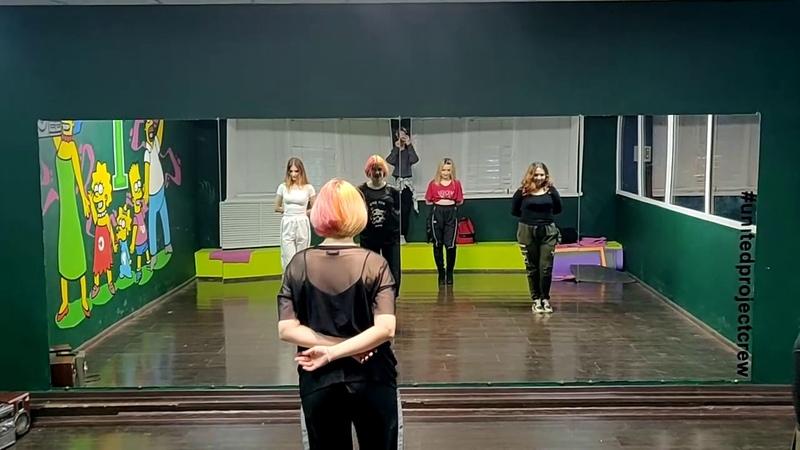SUNMI ADDICT choreo by Rini