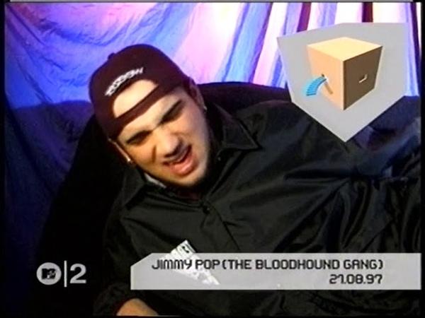 MTV2 Jimmy Pop 2