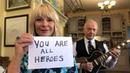 Toyah Robert Fripp Vs King Crimson - Heroes for VEDay2020