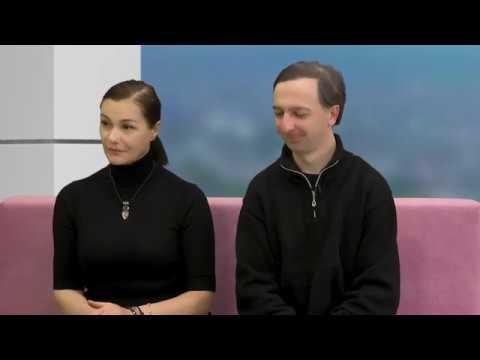 Актеры фильма Невиновен Жаннета Тхашугоева и Тимур Кетенчиев