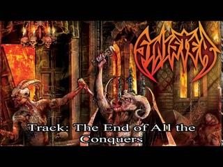 SINISTER - The Post-Apocalyptic Servant Full Album