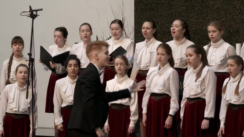 Tallinn - Ekimov - Kangaroo - Childrens Choir Harmony