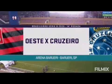 Oeste x Cruzeiro - Jota Júnior kkkkkkkkkkkkkkkhhhhhhhhhhhhhhhhhhhh