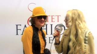Канал ShowWomеn's Москва, неделя моды Эстет, fashion week