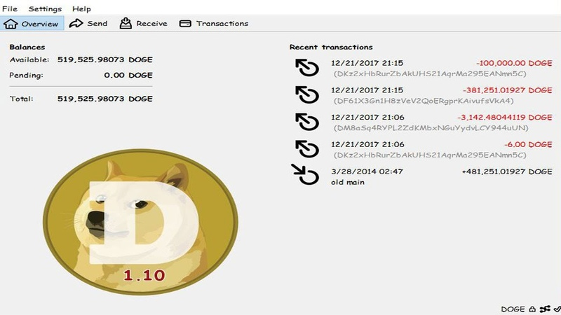 How To Get Id Of Dogecoin Core Wallet | How do you get a Dogecoin wallet