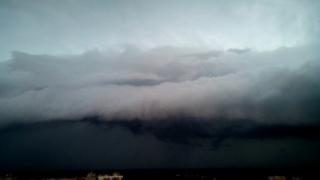 Шкваловый ворот. Arcus cloud. . Ярославль.