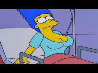СИМПСОНЫ БОЛЬШАЯ МАРДЖ  #big_Ass #Big_Tits #Blowjob #Cartoon #Cumshot #HD_Porn #MILF #big_boobs #butt #mom #mother