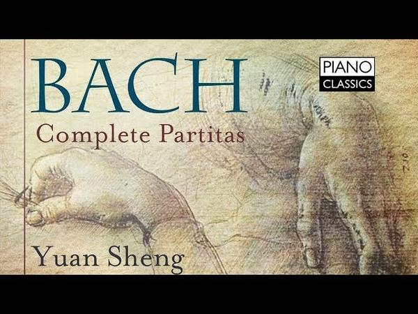J.S. Bach: Complete Partitas