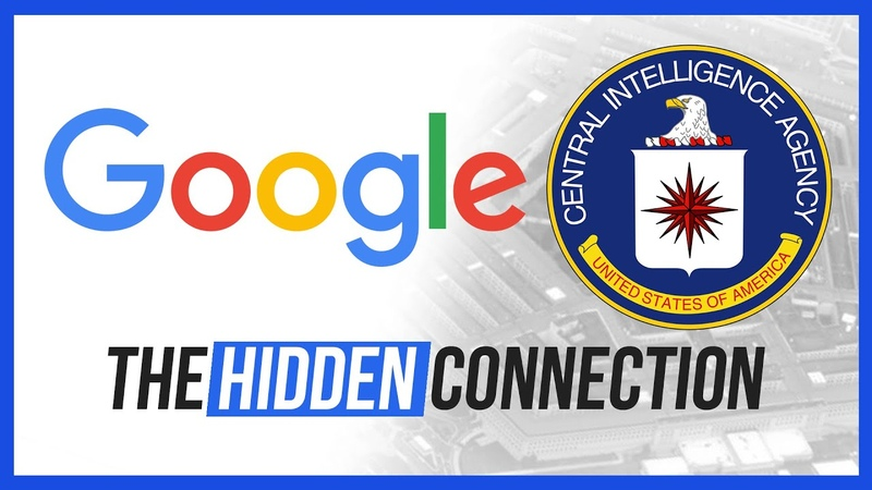 Google's Hidden CIA Connection The Full Story ColdFusion