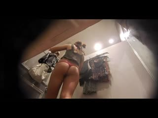 Girls in Fitting room 27