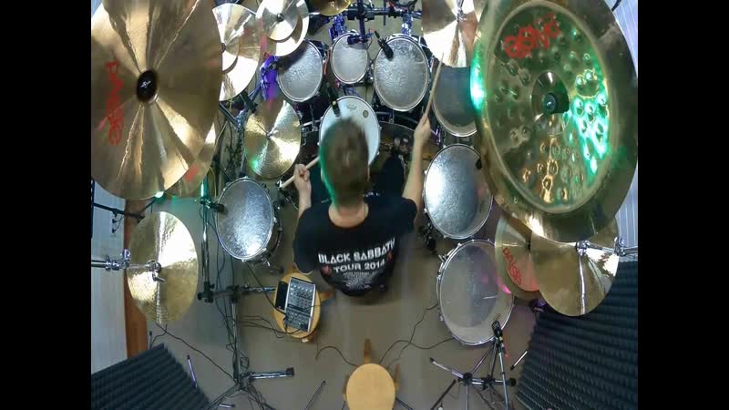 Dream Theater Erotomania Drum Cam by Phil Sokha