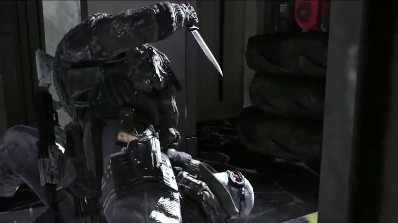 Modern Warfare 2 Worldwide Reveal Trailer Official HD