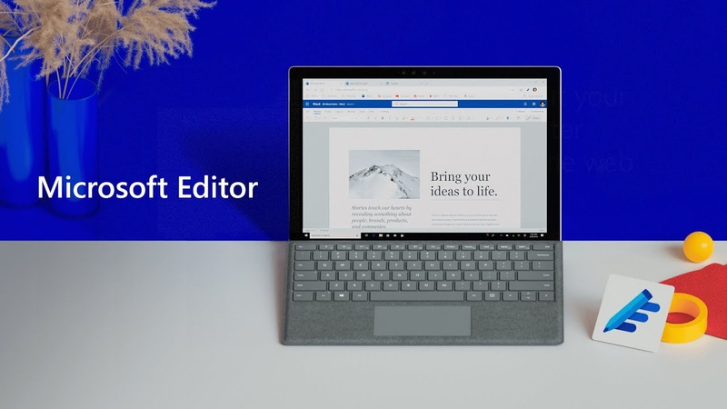 Introducing Microsoft Editor Write confidently across your Office apps and favorite websites