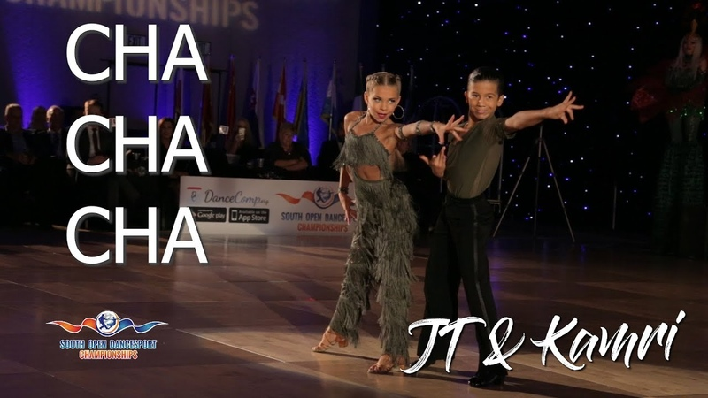 JT Church - Kamri Peterson I Cha Cha Cha I South Open 2019