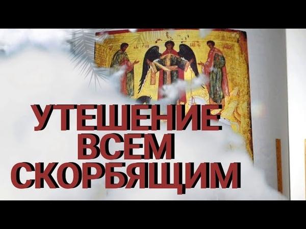 Утешение всем Скорбящим Иеромонах Николай Генералов Размышления Афонского монаха