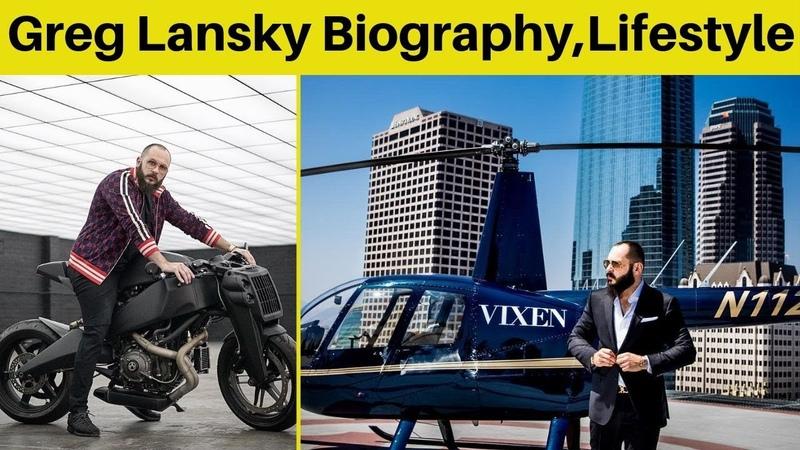 Greg Lansky Biography Life style Net worth Car