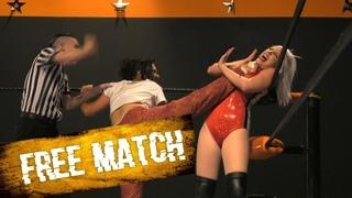 [#My1] Heather Monroe vs. Sandra Moone | Women's Wrestling