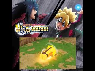 NARUTO X BORUTO Ninja Voltage - Naruto Uzumaki (7th Hokage) Gameplay Video!