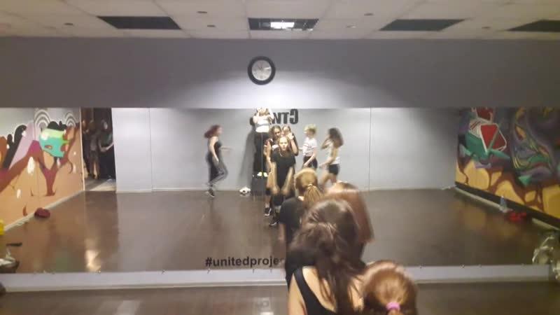 The T O P Dance School choreo by Lula Rini