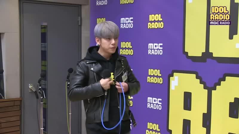 [RADIO] [17.10.19] 'IDOL RADIO': Jung Daehyun — Way Back Home