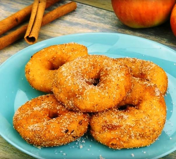 таких букетах яблочные пончики рецепт с фото пошагово оказался