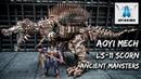 Review Aoyi Mech Blackmamba LS 11 SCORN ANCIENT MONSTER โหด ดุ รีวิว By Toytrick