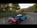 Forza Horizon 4 BUGATTI CHIRON Test Drive
