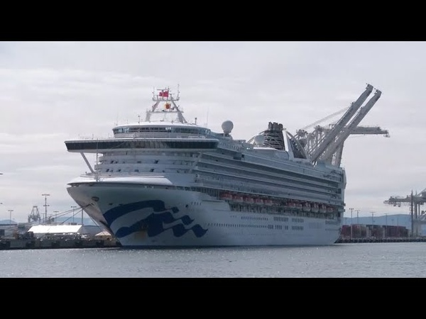 WATCH LIVE Grand Princess cruise ship to dock in Oakland amid coronavirus concerns