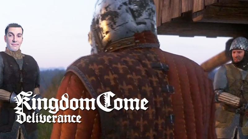 Мэддисон играет в Kingdom Come Deliverance 9 Один против братвы