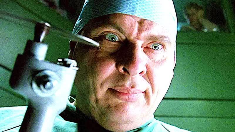 Хихикающий доктор Dr Giggles 1992 Гаврилов VHSRip