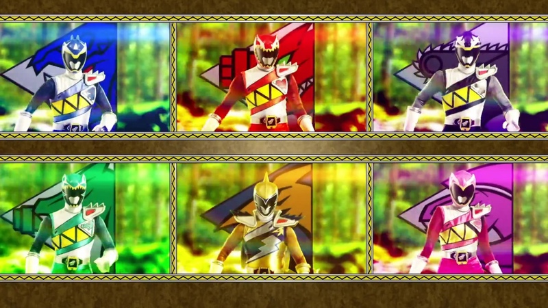 Power Rangers Dino Force Brave [OPENING]