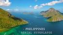 PHILIPPINES AERIAL HYPERLAPSE