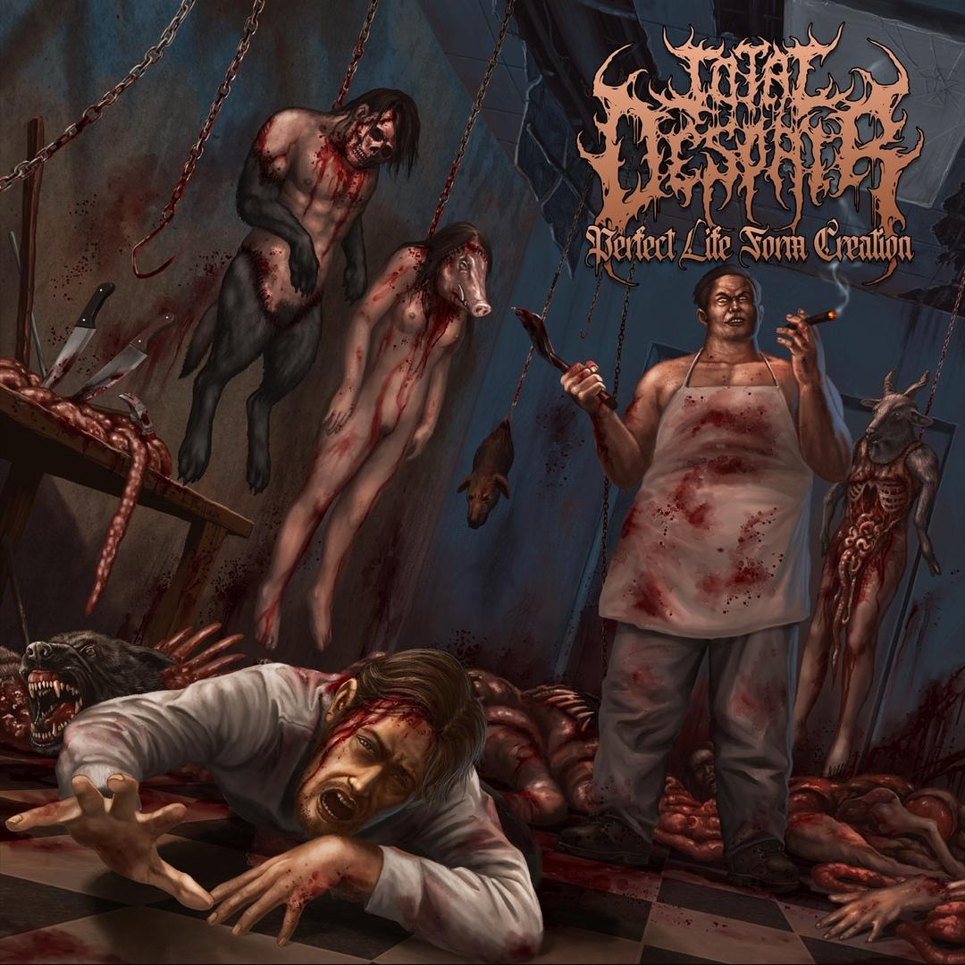 Total Despair - Perfect Life Form Creation