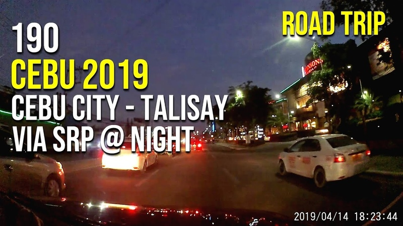 Road Trip 190 - Cebu 2019: Queen City Memorial Gardens (Cebu City) to Talisay City via SRP/CSCR