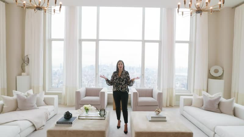 Inside a $25M TriBeCa Penthouse With 360° Views