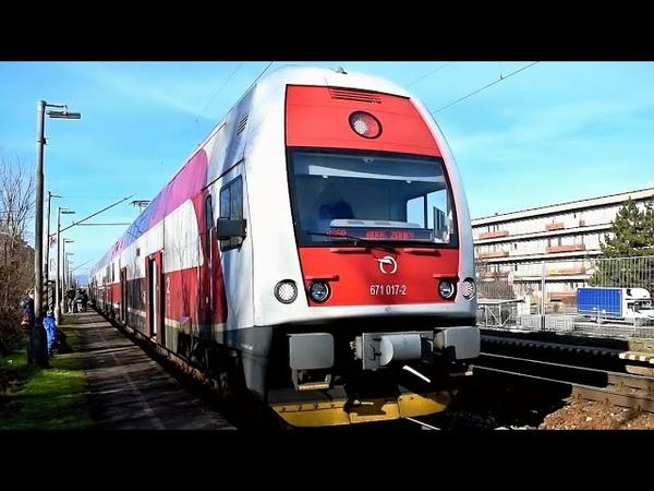 Vlaky Ivanka pri Dunaji ● 01.02.2020