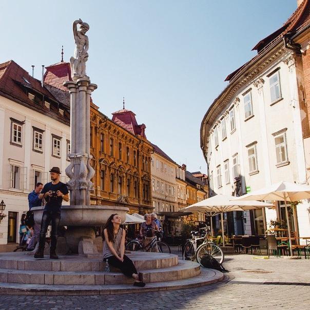 Авиабилеты в Словению (Любляна) от 10000 рублей туда-обратно из Москвы в октябре