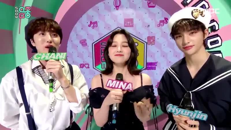[VIDEO] 200509 Hyunjin MC Cut @ Music Core