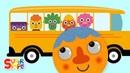 The Wheels On The Bus 2019 Nursery Rhymes Super Simple Songs