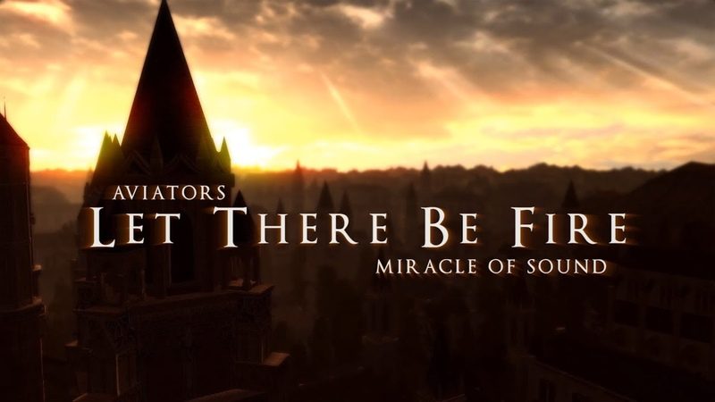 Aviators Let There Be Fire feat Miracle of Sound Dark Souls Song Symphonic Rock