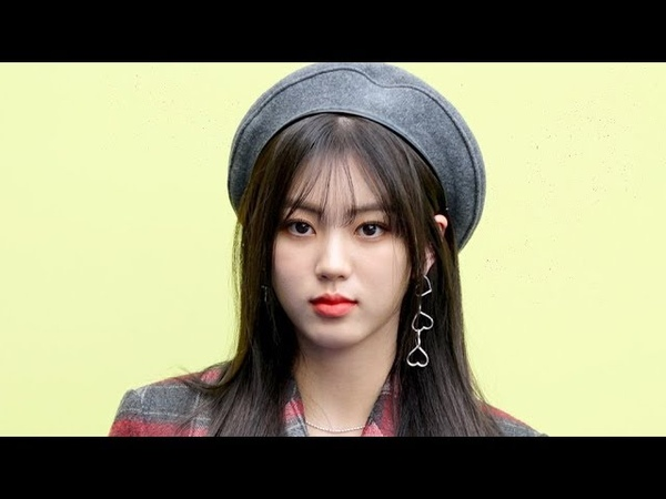 [HD직캠] '서울패션위크' 씨엘씨(CLC) 권은빈, 인형같은 이목구비(191019)