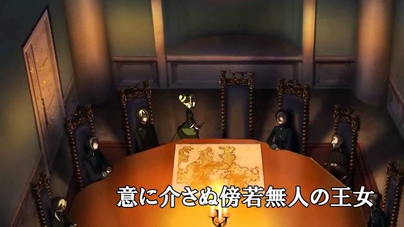 悪ノ娘 ノベルシリーズ 劇場予告風CM