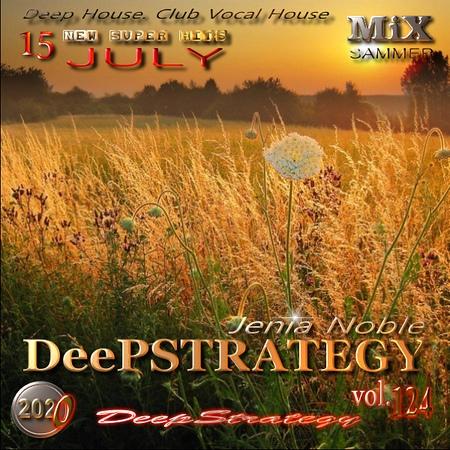Jenia Noble - DeepSTRATEGY vol. 124