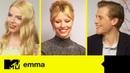 Emma Cast Anya Taylor-Joy Johnny Flynn Chat Nude Scenes Mia Goth's Orgasm | MTV Movies
