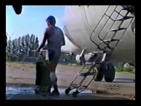 Летчики в Чечне 1996 г