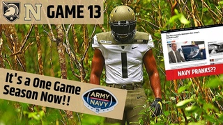 Army Football Show | Game 13: Americas Game Preview and Navy Pranks???