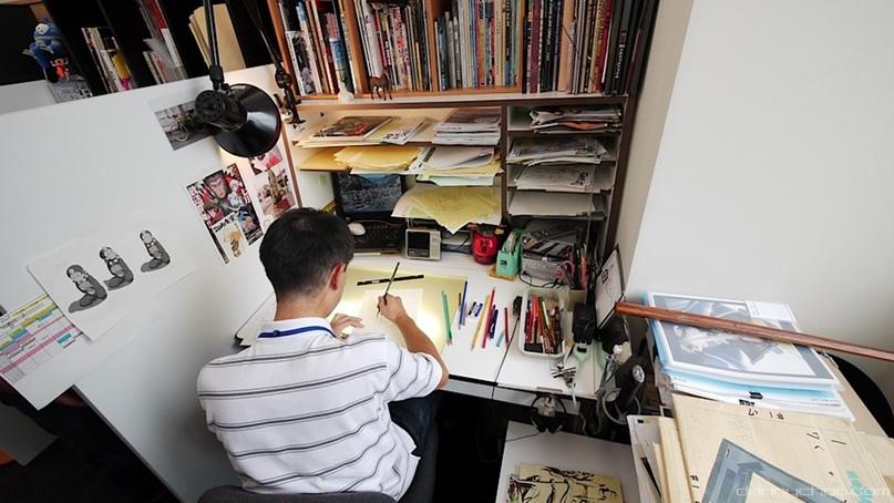 Сколько часов в месяц аниме-художники работают в Японии?, изображение №3