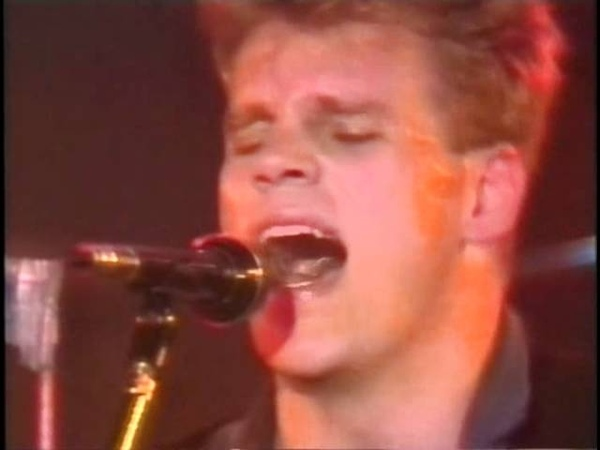 Al Corley Square Rooms Musichall 1984 avi